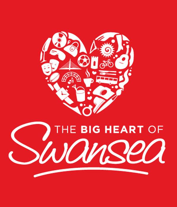 The Big Heart of Swansea