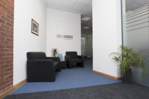 Netbop Office entrance